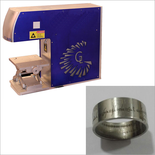Laser Marking for Gems and Jewellery