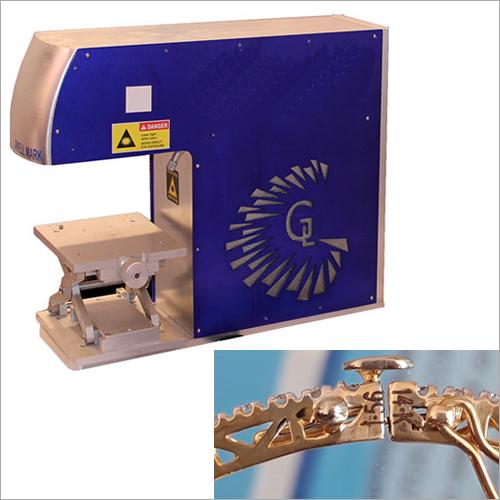 Hallmarking Machine