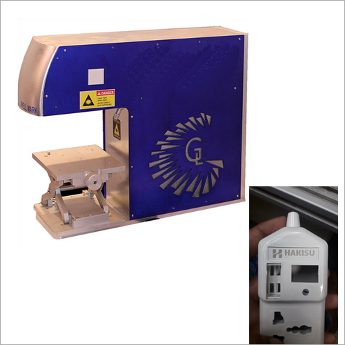 Laser Electric Part Marking Machine