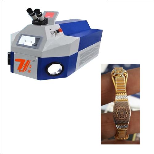 Jewelery Laser Welding Machine