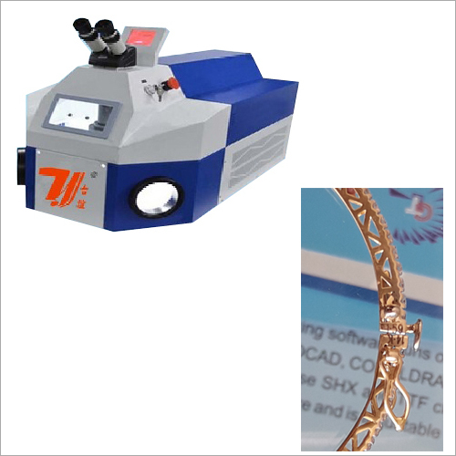 Laser Jewellery Welding Machine