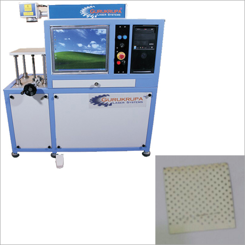 Laser Micro Drilling Machine
