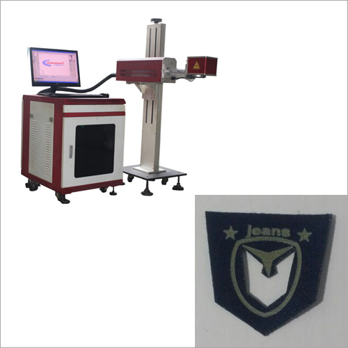 Laser Cloth Marking Machine