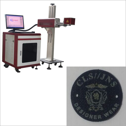 Laser Cloth Cutting Machine