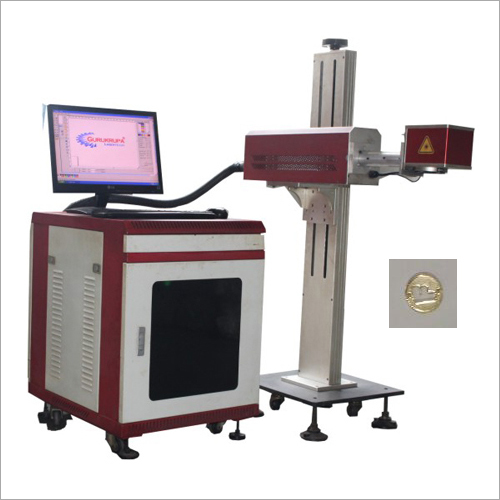 Laser Button Cutting Machine