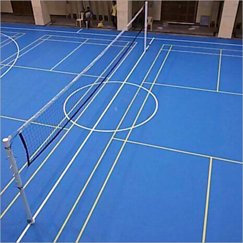 Tennis Court Rubber Flooring
