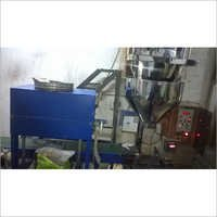 Two Head Wing Filling Machine