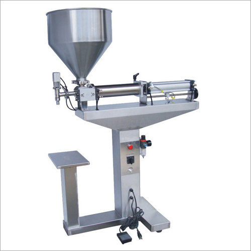 Semi-Automatic Paste Filling