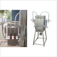 Semi-automatic Liquid Filling Machine (Two Head)