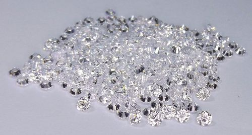 3.2mm 1ct GHI CVD HPHT POLISHED DIAMONDS