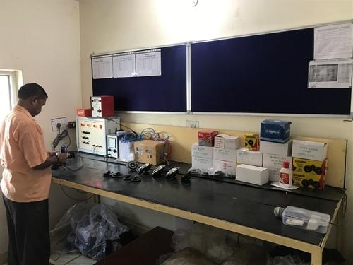 Final Testing Room