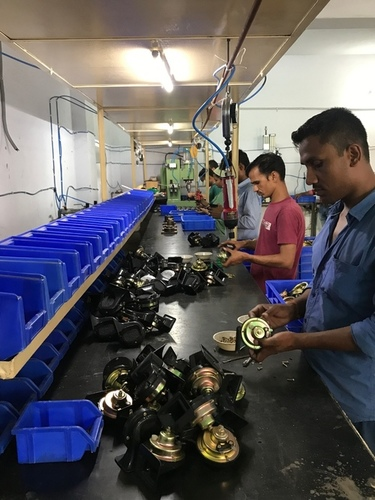 Two Wheeler Horn Manufacturing
