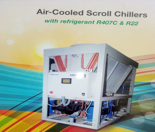 Scroll Chiller Service