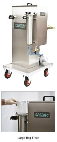 Tramp Oil Removal Filter Systems