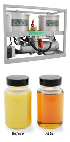 Lube Oil / Hydraulic Oil Filtration Systems