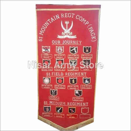 Embroidery Banners