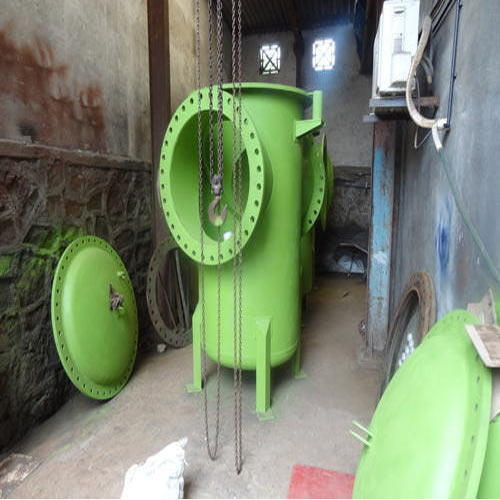 Fabricated Basket Strainers