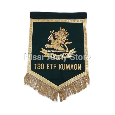 Regimental T Flag Banner