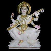 Saraswati Sculpture
