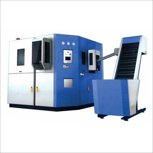 Hdp Blow Moulding Machine