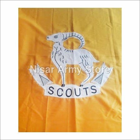 Quarter Guard Flags
