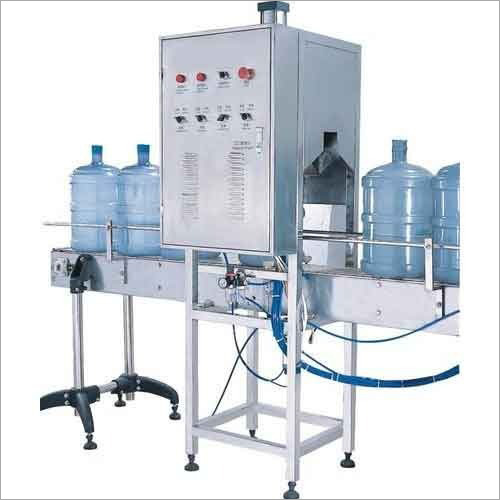 Water Jar Filling Machine