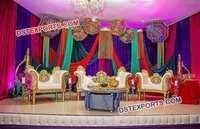 Royal Stage Sofa Set