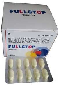 Nimesulide 100 mg + Paracetamol 500 mg