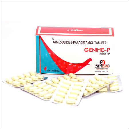 Genime P Tablets