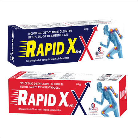 Rapid X Ointment