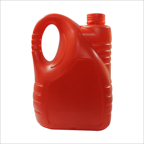 HDPE Plastic Can
