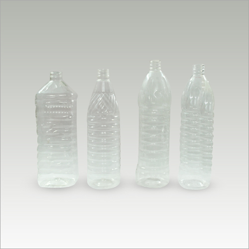 Clear Plastic Pet Bottle