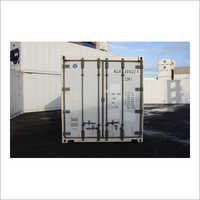 Tag Refri Refrigerated Reefer Containers