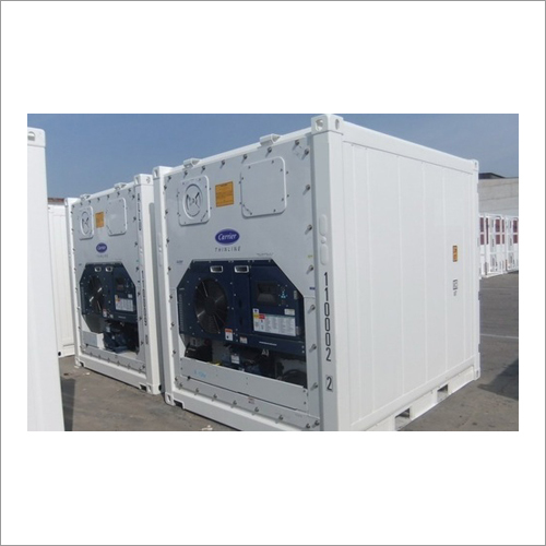 Modern Reefer Container on Lease