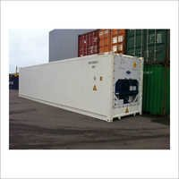 Refrigerated Container On Rent Hire Lease