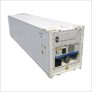 AC Refrigerated Container On Lease Hire Rent