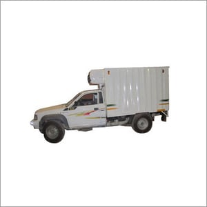 Insulated Container & Truck on Rent