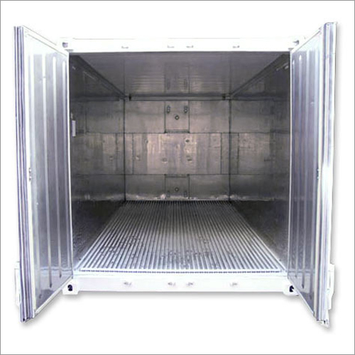 Mobile Cold Storage on Rent