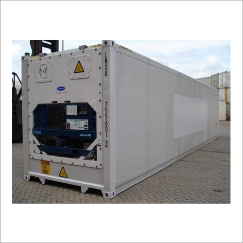 Refrigerated Reefer Container on Hire