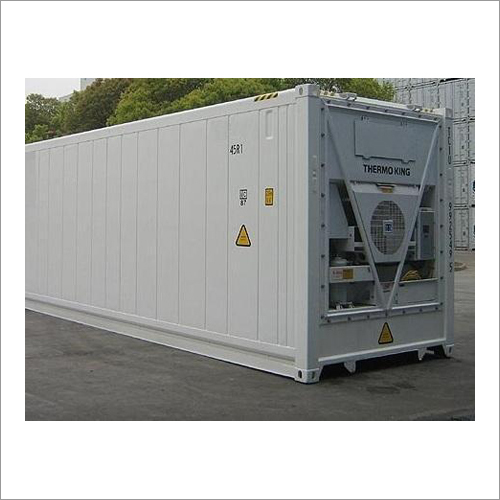 Refrigerated Reefer Containers