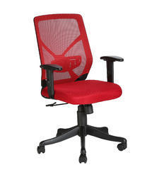 Sangre Executive Mb Red Chair
