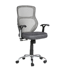 Grisbrillo Executive MB Grey Chair
