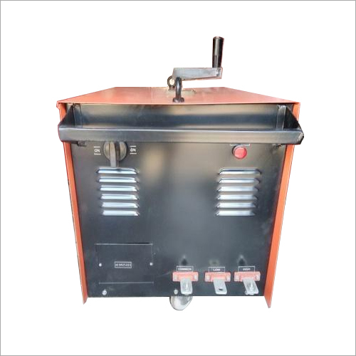 MANUAL METAL ARC WELDING TRANSFORMER