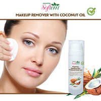 Makeup Remover with Coconut Oil