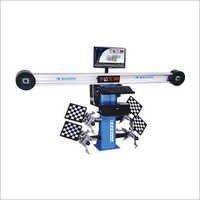 Automatic 3D Wheel Aligner