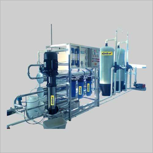 750 LPH Commercial Water Plant