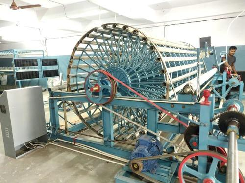 High Speed Textile Warping Machine