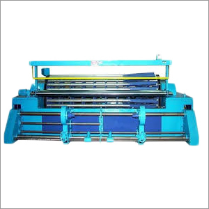 Textile Sectional Warping Machine
