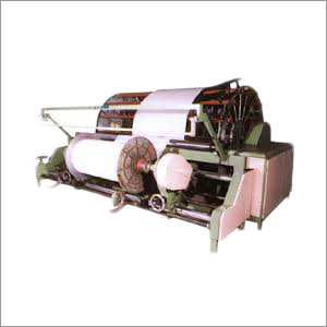 Heavy Beamer Sectional Warping Machine