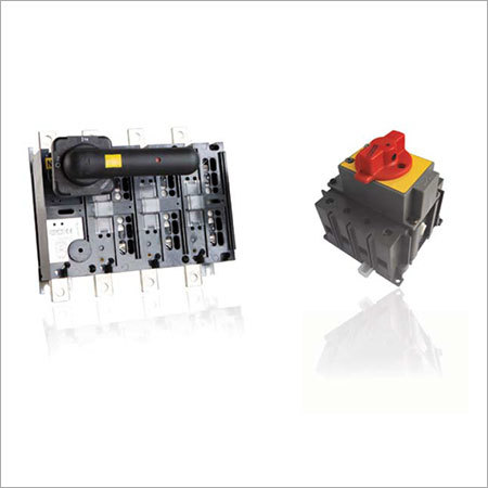 Solar DC Disconnect Switch